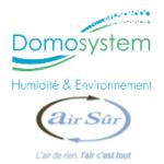 Logos Domosystem Air Sûr