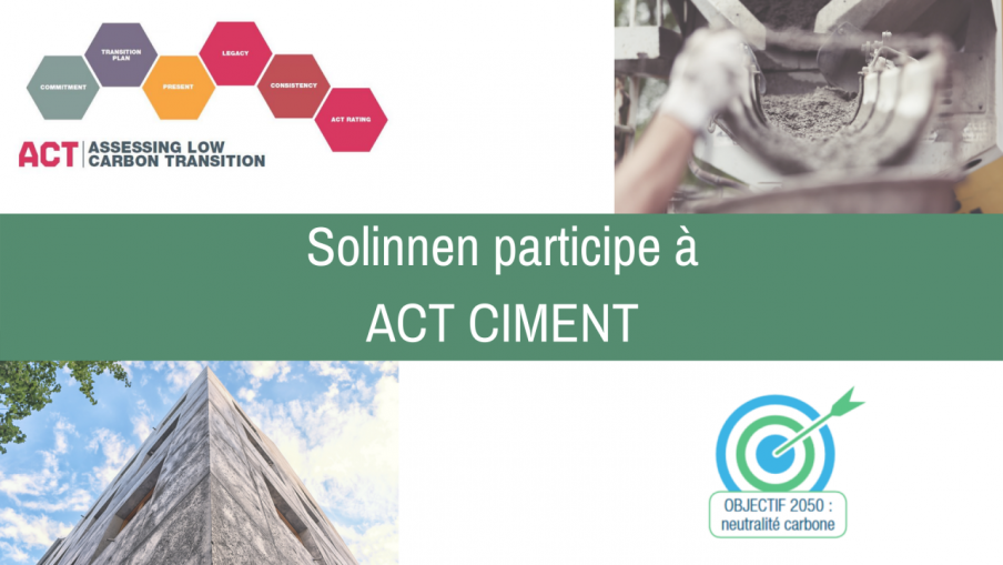 Solinnen / ACT ciment